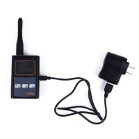 IBQ102 Handheld Digital Frequency Counter Meter Wide Range 10Hz 2.6GHz for Baofeng Yaesu Kenwood Radio Portable Frequency Meter