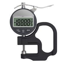 0,001 мм электронный толщиномер 12,7 мм 25,4 мм Цифровой толщина микрометра микрометр толщиномер тестер