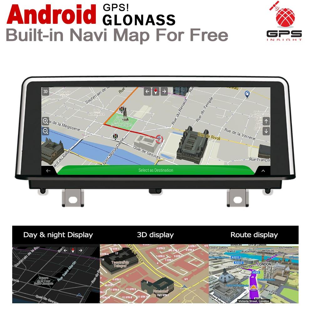 Sale 2G+16G Android 7.0 up Car radio GPS multimedia player For BMW X1 F48 2015~2019 Navigation WiFi BT Radio Media 2