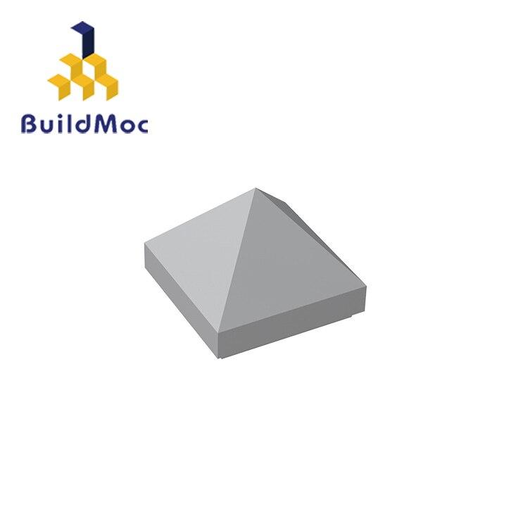 BuildMOC 22388 1x1 Compatible Assembles Particles For Building Blocks Parts DIY LOGO Educational Creativee Gift Toys