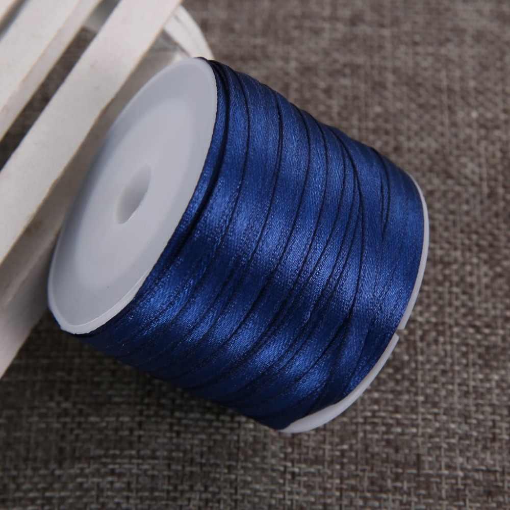 (3 มิลลิเมตร) สีทึบ Grosgrain ริบบิ้นเสื้อผ้ารองเท้าอุปกรณ์ hairbow เบเกอรี่แพคเกจของขวัญ 55 หลาจัดส่งฟรี