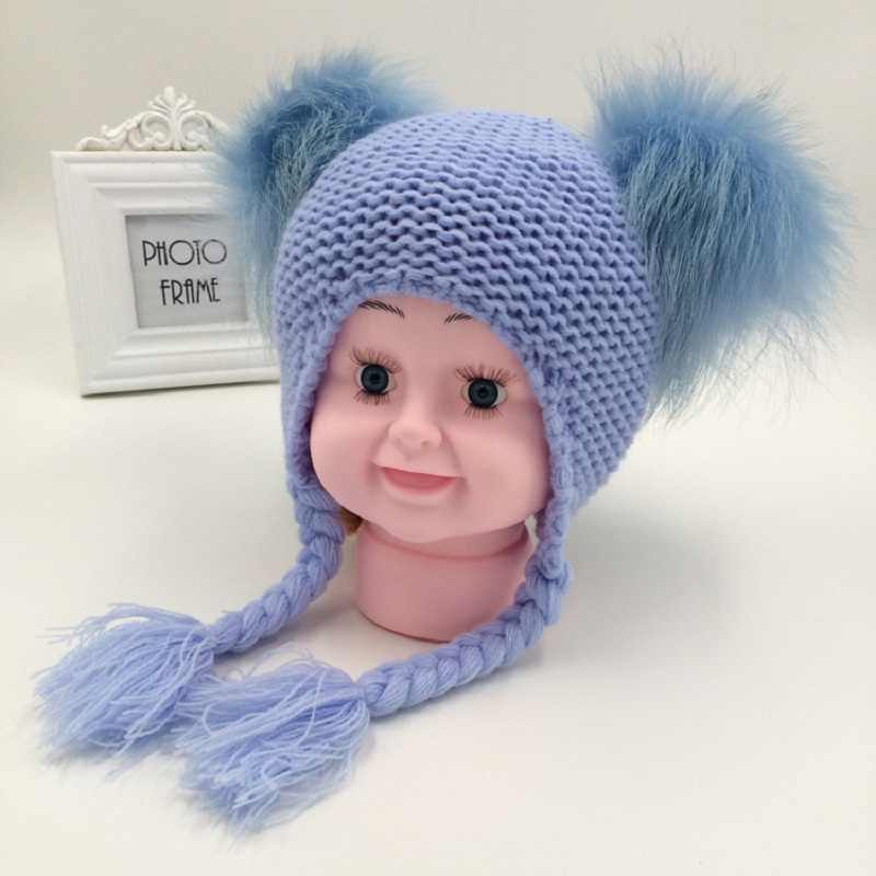 подробнее обратная связь вопросы о детская шапка из меха енота с