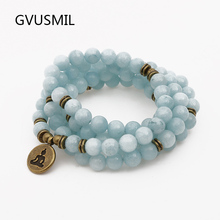 Women`s 108 Bracelet Vintage Design Crystal Jewelry Bracelets for Women Mothers Day Gift