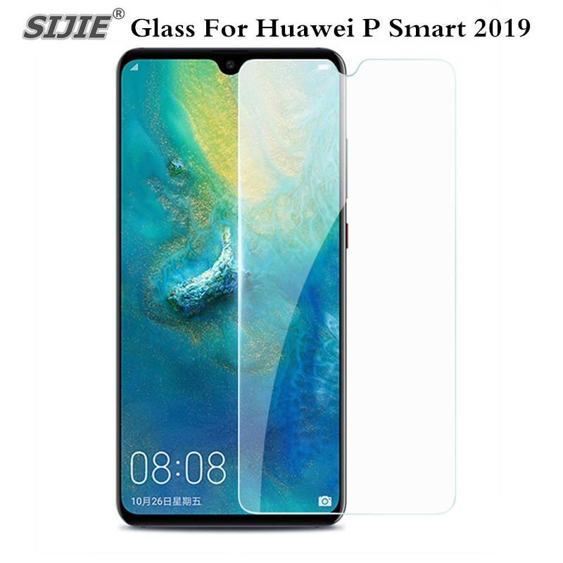 Tempered Glass for <font><b>Huawei</b></font> <font><b>P</b></font> <font><b>smart</b></font> <font><b>2019</b></font> Screen Protector <font><b>smartphone</b></font> <font><b>P</b></font>-smart2019 Explosion proof Protective 9H film case image