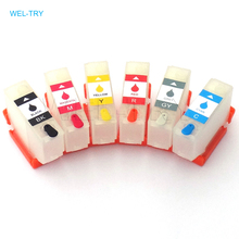 312XL(BK/C/M/Y) 314XL(R/GY) refillable ink cartridge for Expression Photo HD XP15000 XP-15000,empty with chips