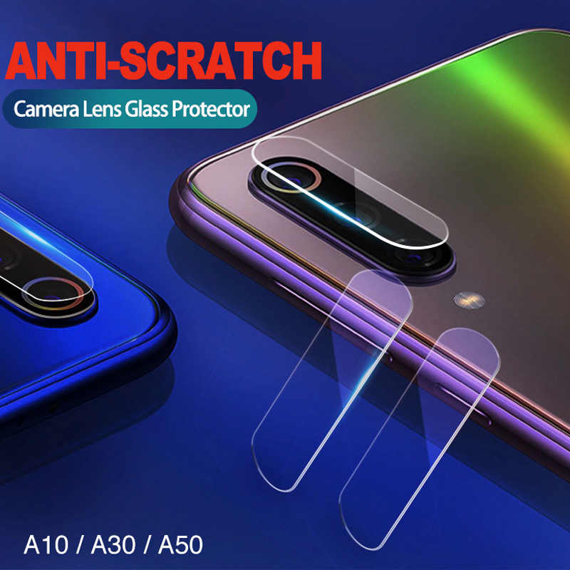Camera Lens Film for Samsung A50 A40 A30 A20 A10 Phone Film Protective Len Tempered Glass for Samsung Galaxy A70 A80 A90 A60
