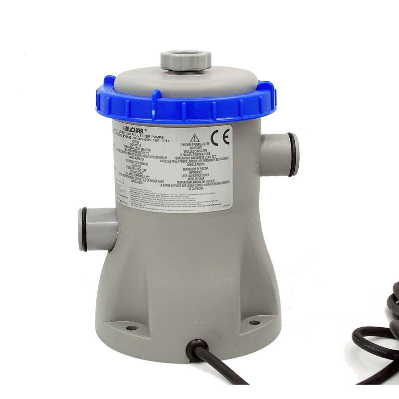 Egoes BESTWAY FLOWCLEAR Swimming Pool Special Filter Pump Fish Tank Water Pump 58381