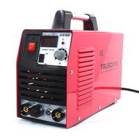 Мини 220 В Портативный инвертор тока IGBT TIG + MMA 2 в 1 DIY сварочный аппарат/Сварочное оборудование/ сварщик с аксессуарами