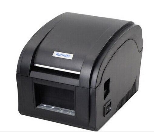XP-360B этикетки штрих-код принтер термоэтикетки/чековый принтер 20 мм до 80 мм термальный принтер штрих-кода для супермаркетов
