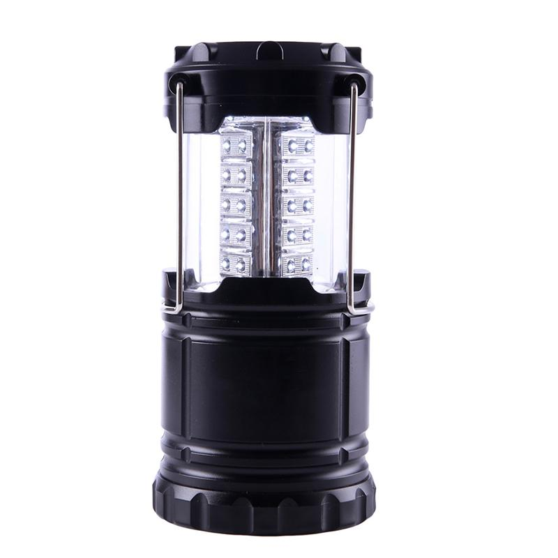 Portable Outdoor Lantern Led Camping Light For Fishing Foldable Tourist Tent Lamp Fishing Tackle