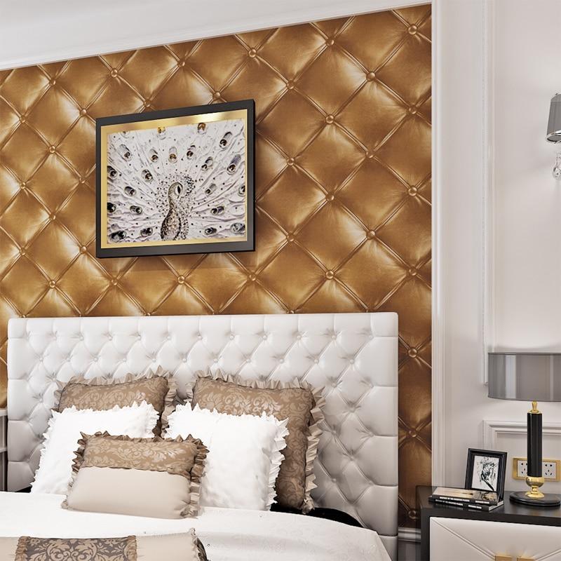 ФОТО 3D Embossed Waterproof PVC wallpaper for walls home decor improvement Mural desktop wall paper papel de parede QZ0128