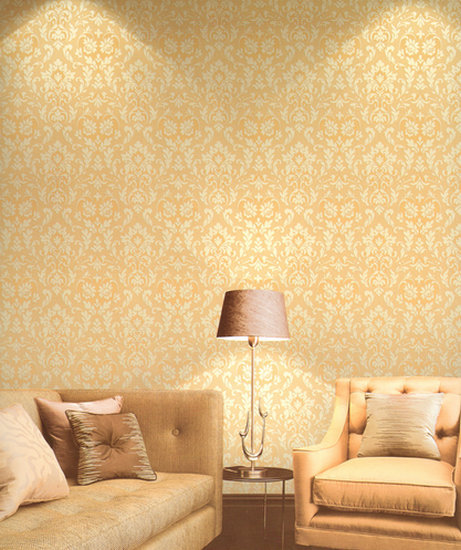 Simple high quality flowers 3D mural wallpaper decorative living ...