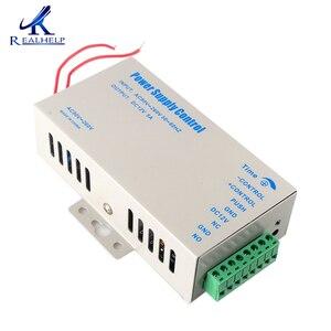 Image 2 - Realaid 12 فولت 5A باب نظام التحكم في الوصول التبديل إمدادات الطاقة عالية الجودة السلامة التيار المتناوب 90 ~ 260 فولت الوقت تأخير مجموعة