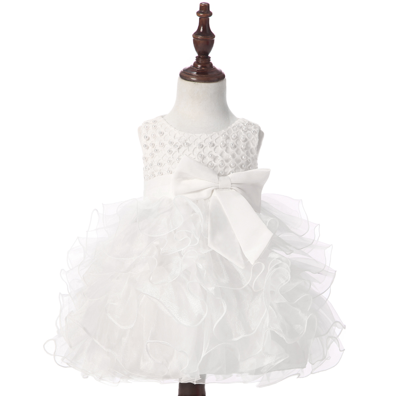 Hot sale Summer Girls Clothes Wedding&Birthday Party baptism tutu Dress Princess dresses For Girls Baby Kids Clothing vestidos baby summer dress girl party toddler sleeveless next kids clothes tutu casual girls dresses wedding vestidos children clothing