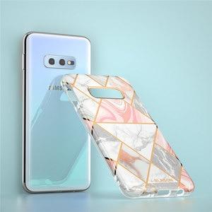 Image 5 - For Samsung S10e Case 5.8 inch i Blason Cosmo Lite Stylish Premium Hybrid Slim TPU Bumper Marble Cover with Camera Protection