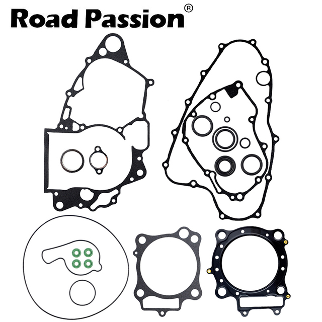 Road Passion Motorcycle Engine Cylinder Cover Gasket Kit For Honda