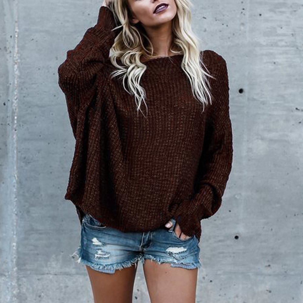 Buy sweater colorful burgundy and get free shipping on AliExpress.com