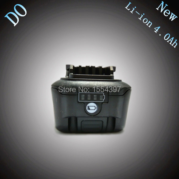 New 10.8V 4000mAh Rechargeable Power Tool Li-Ion Battery Replacement for Makita BL1020B BL1040B DF330 DF032 DF033 JR105 HS300 18v 6000mah rechargeable battery built in sony 18650 vtc6 li ion batteries replacement power tool battery for makita bl1860