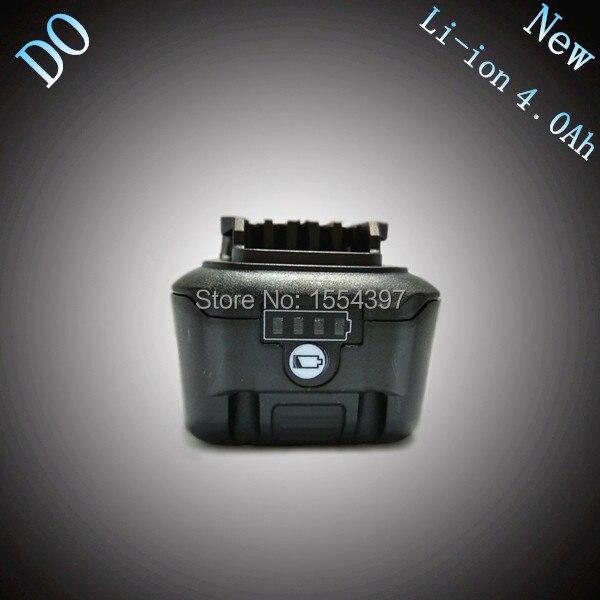Nouveau 10.8 V 4000 mAh Rechargeable Puissance Outil Li-Ion Batterie de Remplacement pour Makita BL1020B BL1040B DF330 DF032 DF033 JR105 HS300