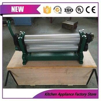 Máquina Manual de rodillo para cera de abejas, máquina prensa de cera de abejas 86*450mm