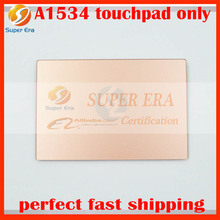 Trackpad Touchpad mousepad Rose gold Gray Gold Silver for Apple MacBook Retina 12″ A1534 MF855 MF865 MLHA2 MLHC2 2015 2016year