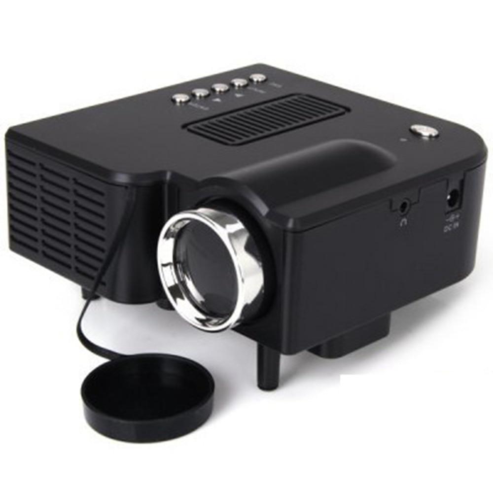 2016 hot led digital video game projectors multimedia for Usb projector reviews