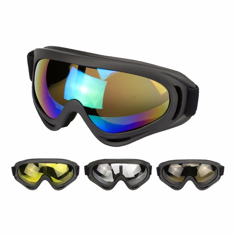 High Quality Ski Snowboard Goggles Mountain Skiing Eyewear Snowmobile Winter Sport Gogle Snow Glasses Skiing & Snowboarding Skiing Eyewear
