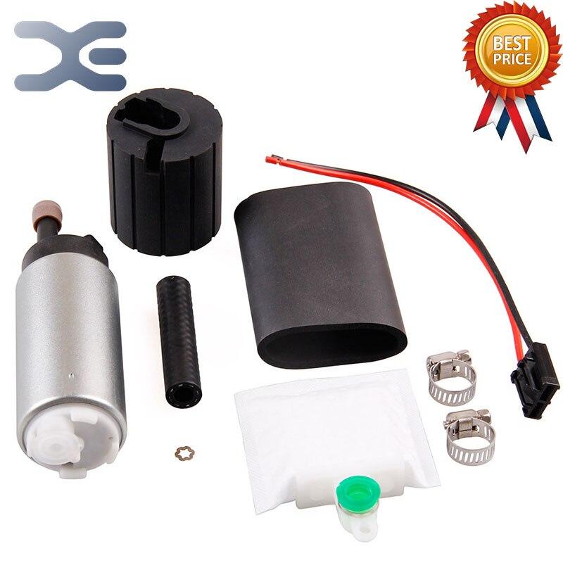 Car Modification Fuel Pump Aluminum Alloy Electric Petrol Pump Auto Accessories Gasoline Pump Auto Replacement Parts