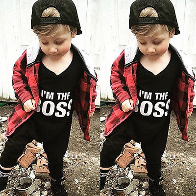 2017-Black-Cool-Newborn-Infant-Baby-Boy-Romper-Long-Sleeve-Jumpsuit-Clothes-Outfit-3