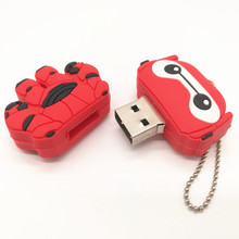 Big hero usb flash drive pendrive 4GB 8GB 16GB 32GB