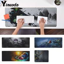 Yinuoda jax in the forest league of legends Rubber Mouse Desktop gaming Mousepad