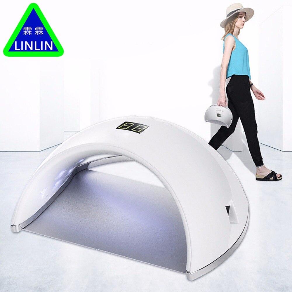 Güzellik ve Sağlık'ten Masaj ve Rahatlama'de LINLIN iki nesil akıllı lamba lambası Manikür fototerapi lambası kurutma makinesi aracı Manikür fototerapi makinesi'da  Grup 2
