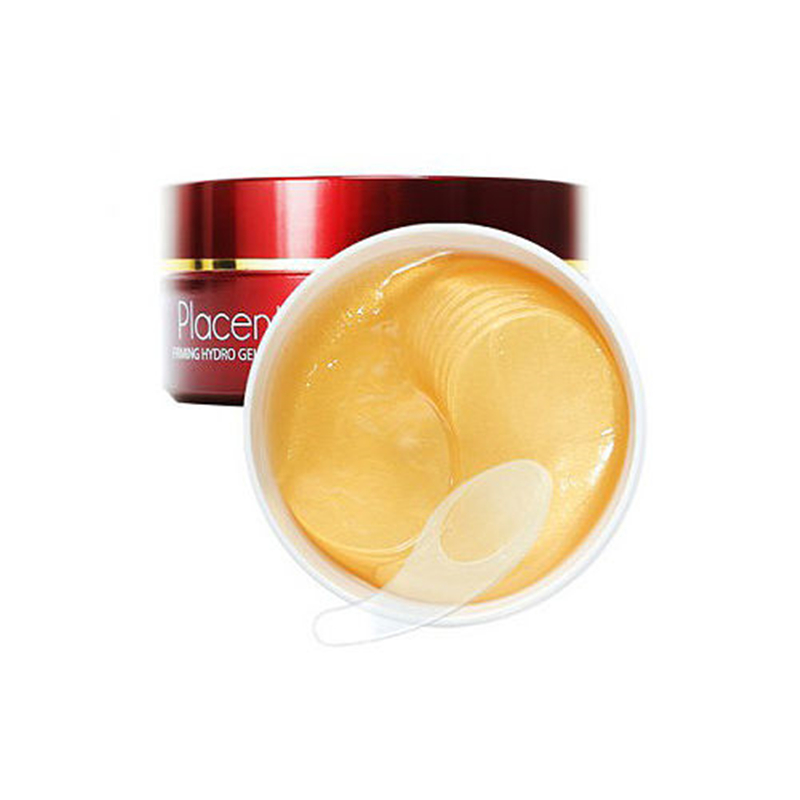 BERRISOM Placenta Firming Hydrogel Eye Patch 60p Eye Mask Placenta  Acid  Collagen Eye Care Anti-Aging Dark Circles Moisturizing