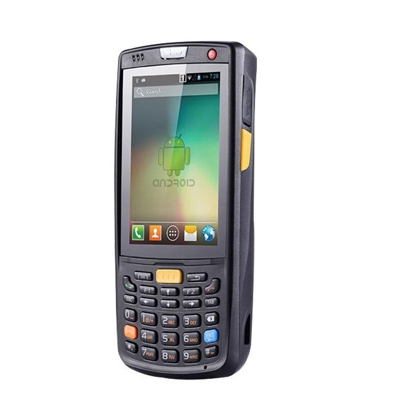 Techlogic 95V Android Wifi Bluetooth 4G GPS Barcode Scanner DHL Logistics PDA Terminal Bar Code Reader Data Collector