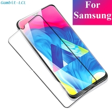 2PCS For Samsung Galaxy A10 A20 A30 A40 A50 A70 M10 M20 M30 Tempered Glass Protective Film Full Glue Screen cover Protector hand painted canvas oil painting wall pictures for living room wall decor art canvas painting palette knife landscape 50