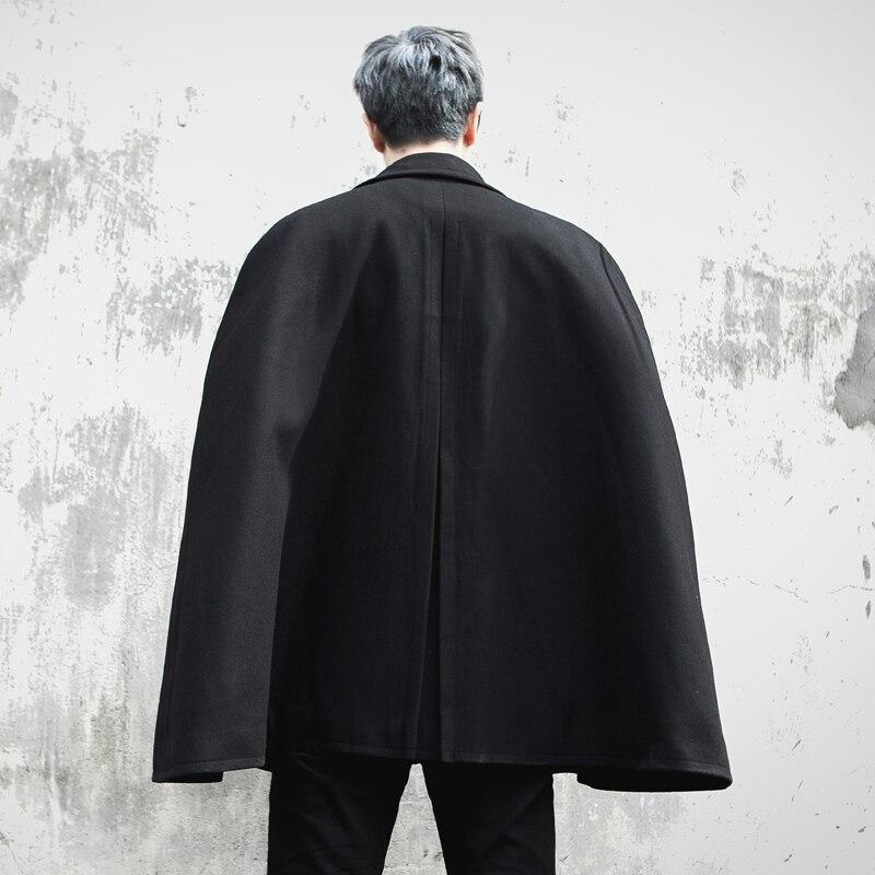 Un 2018 Jeunesse New Black Hommes Décontracté Veste Vêtements Chanteur Version Mode Costumes Hot De Beau Coréenne Costume Yzq5R