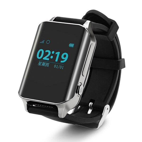 Смарт gps часы телефон локатор трекер и монитор сердечного ритма для пожилых gps + Beidou + wifi + LBS локатор жизни gps платформа - 3
