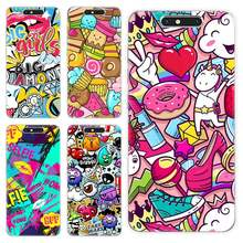 Case for ZTE Blade A330 A6 A910 A602 A610 A512 A521 A520 L7 Z MAX Z982 V8 V7 lite mini Cute soft silicon TPU Back Cover(China)