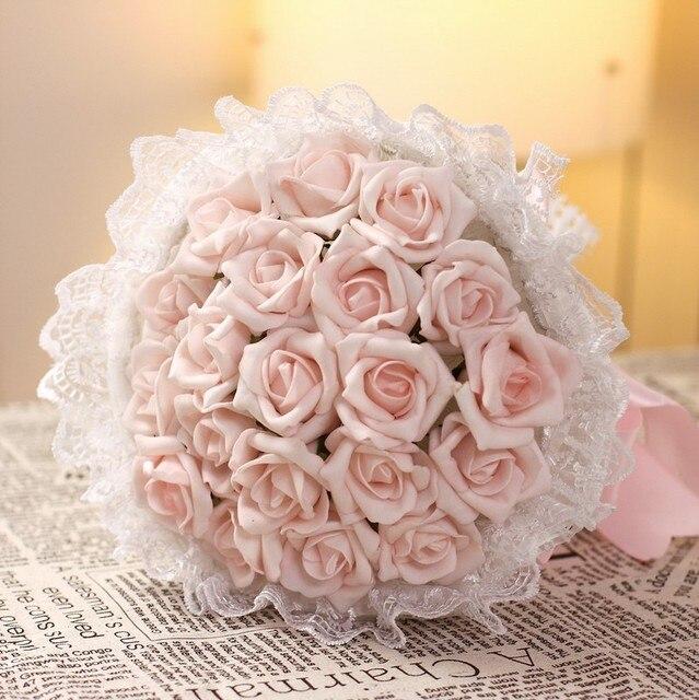 Light Pink Bridal Bridesmaid