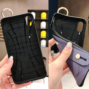 Girls Fashion Case with Wrist Strap for iPhone 11/11 Pro/11 Pro Max 3