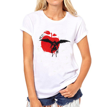Tee Shirts Casual Tops Women Death Note Anime T shirts