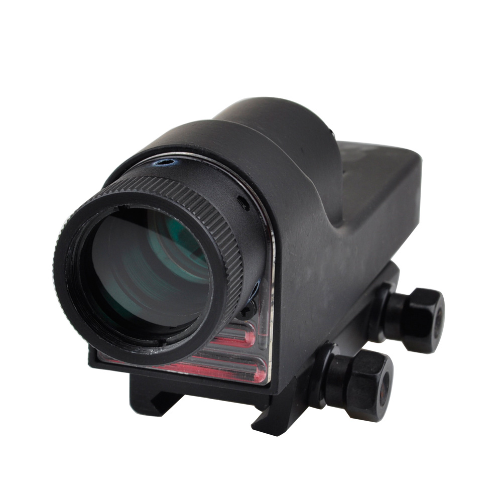 Tactical 1X24 Reflex Red Dot Reflex Sight Shockproof Riflescope For Hunting блесна reflex red yp вес 7 гр