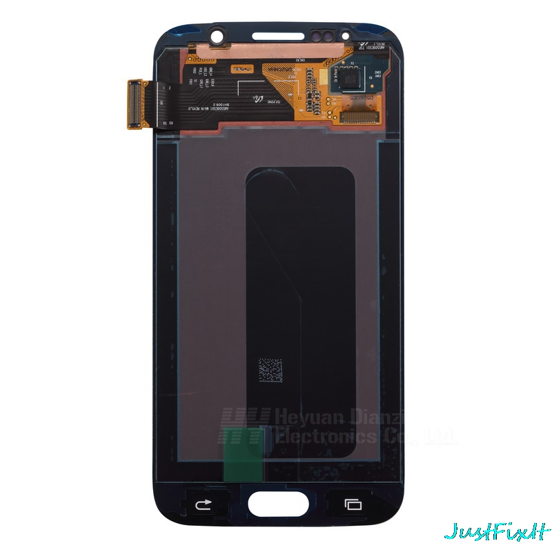Image 5 - For SAMSUNG GALAXY S6 G920F G920A 100% Original LCD Display Touch Screen Digitizer  Super Amoled Replacement-in Mobile Phone LCD Screens from Cellphones & Telecommunications