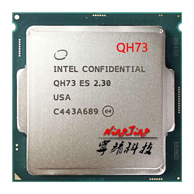 Intel CPU Processor Lga 1151 QH73 I7 6700k Quad-Thread Ghz 6M