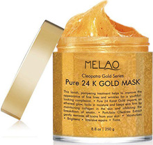 24 K Gold Facial Mask Mask for Anti Wrinkle Anti Aging Facial Treatment Pore Minimizer Acne Scar Treatment  Blackhead Remover цена в Москве и Питере