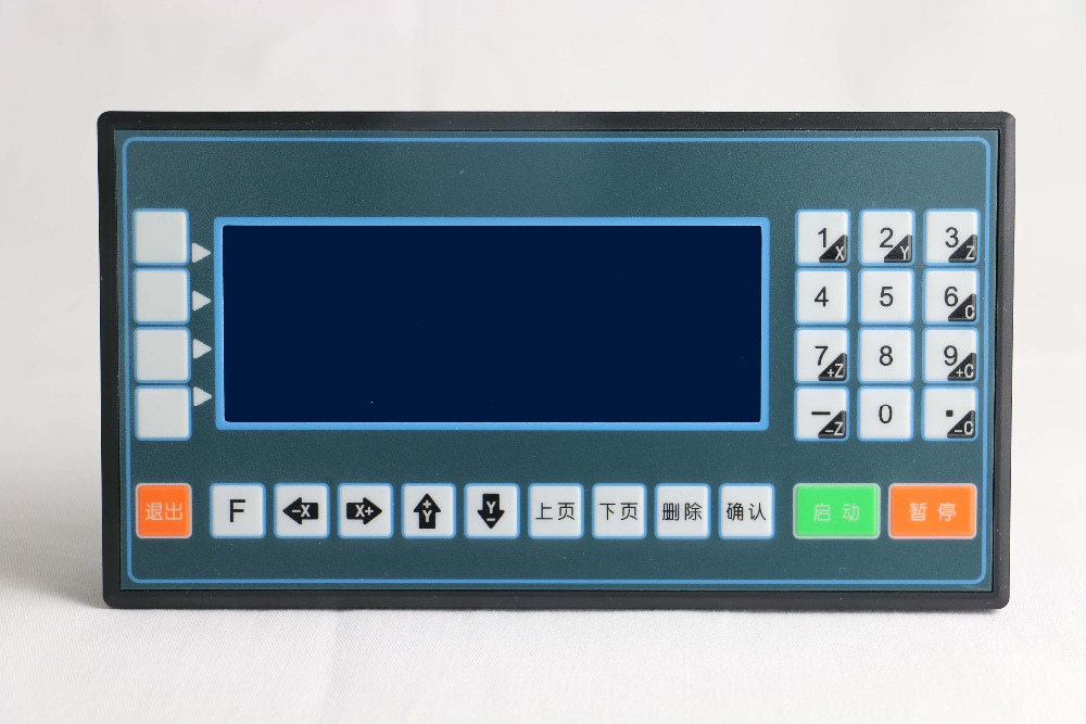 1 Axis 18DI 8DO 150Khz 32Bit CNC Motion Controller for Matching Servo Stepper Use for Lathe Milling Machine new cnc lathe 4 axis controller 3 5inch tft rs485 communication matching servo stepper cnc use for milling machine