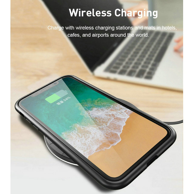 Tempered Glass Magnetic Case For iPhone 7 Plus