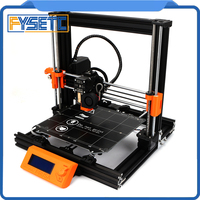 The Clone Complete DIY Prusa i3 MK3 Bear Upgrade 2040 V SLOT Aluminum Profiles Rods Power Panic Motors Kit Magnetic Heatedbed