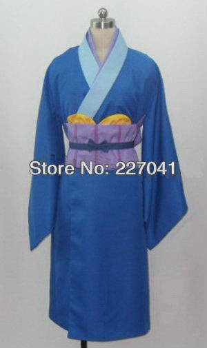 Gintama  Shimura Shinpachi Cosplay Costume Halloween Cloth Free Shipping