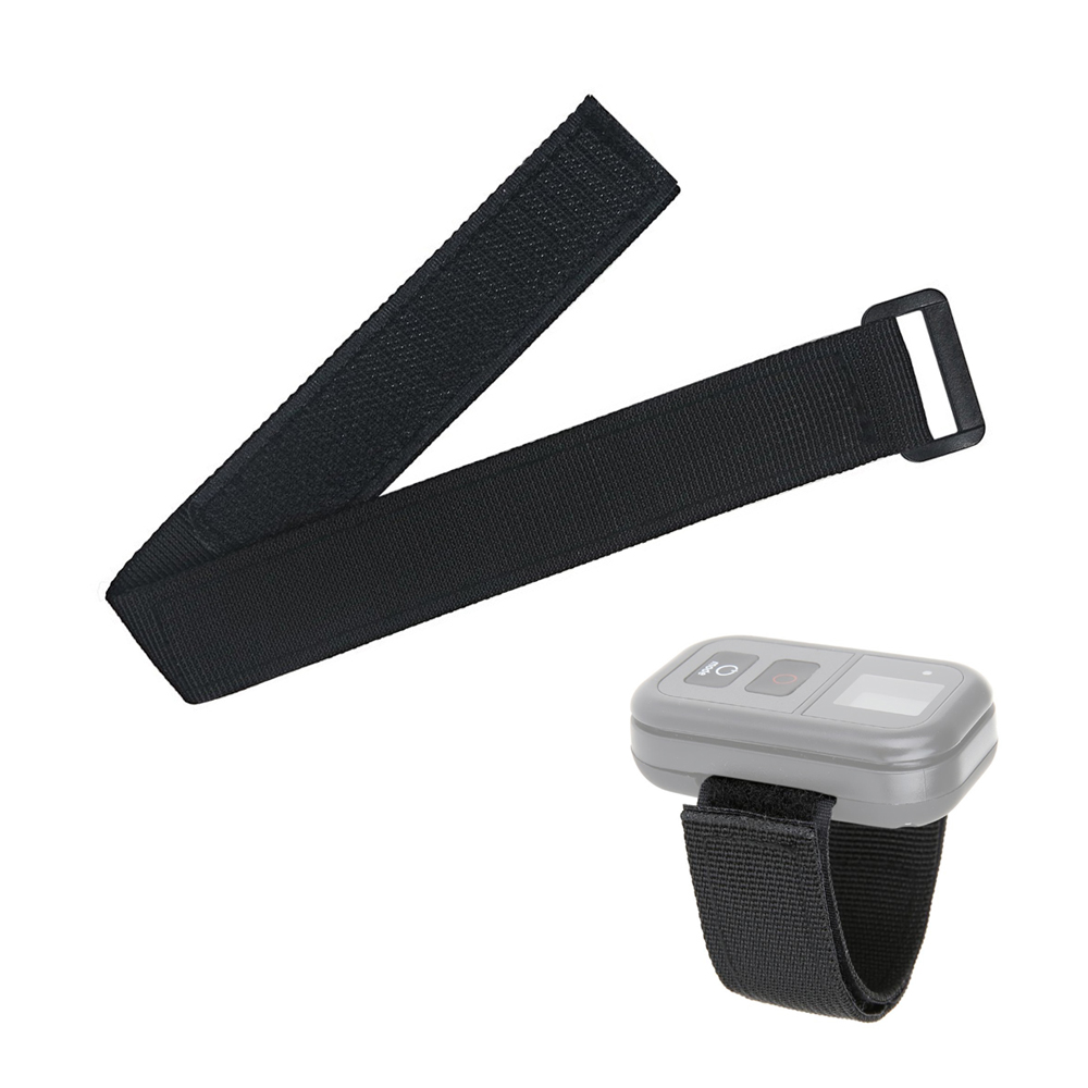 2PCS Wrist Strap Belt Hand Band For Go Pro <font><b>WiFi</b></font> <font><b>Remote</b></font> Control Device for <font><b>GoPro</b></font> Hero 7 6 5 4 3 Action Camera Accessory image